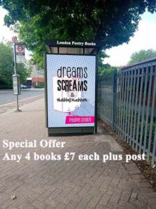 special offer 4 poetry books £28